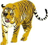 トラになった王さま