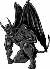 悪魔のすすだらけきょうだい